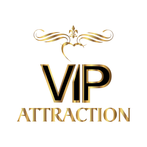 VIP Attraction Retina Logo